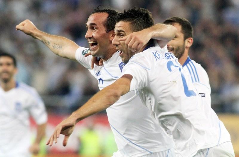 Ελλάδα-Κροατία 2-0, EURO 2012 ερχόμαστε!! - Ηλεία Οικονομία