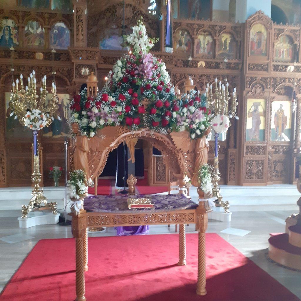 Ηλεία: Στολισμένοι όμορφα και καλαίσθητα οι Επιτάφιοι στις Εκκλησίες σε Πύργο, Αμαλιάδα και άλλες περιοχές(photos)